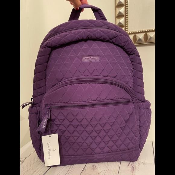 Vera Bradley backpack NEW